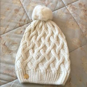 NEVER WORN! Vince Canute hat with Pom-Pom!